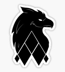 Skrux Logo Sticker