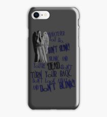 Blink iPhone Case/Skin