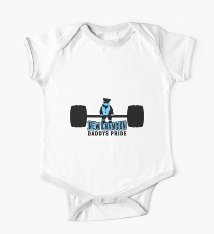 Heavy Baby Weight lifter VRS2 Kids Clothes