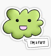 I'm a fart! Sticker