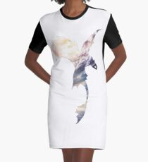 Toothless Graphic T-Shirt Dress