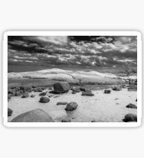 Lowtide Wingaersheek Beach Gloucester, MA Sticker
