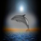 Dolphin Moon by Delights