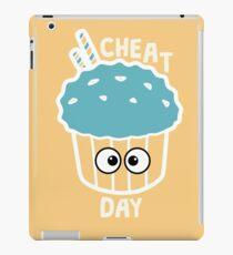 Cheat day! iPad Case/Skin