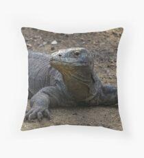 Dragon pose  Throw Pillow