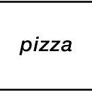 Pizza von BlackBoxShirts