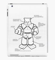 Pillowman | Community iPad Case/Skin