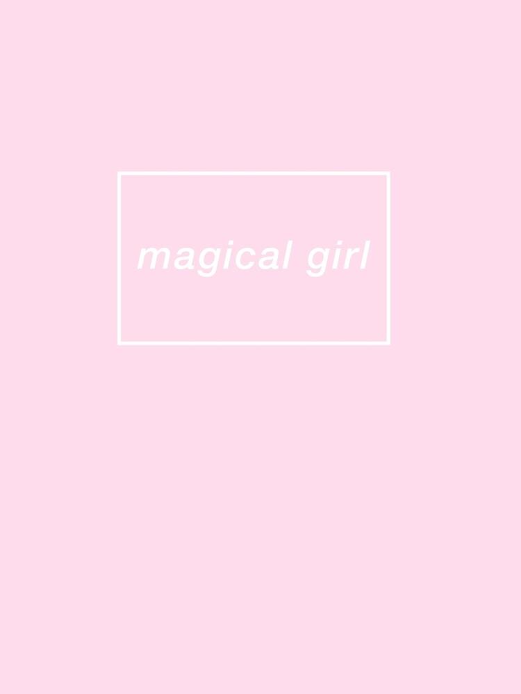 magisches Mädchen von BlackBoxShirts