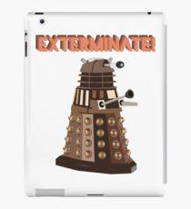 Dalek Exterminate! iPad Case/Skin