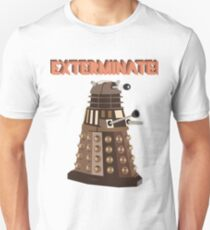 Dalek Exterminate! T-Shirt