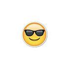 sunglasses emoji by lawenwoss
