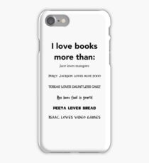 Book Lover Phone Case iPhone Case/Skin