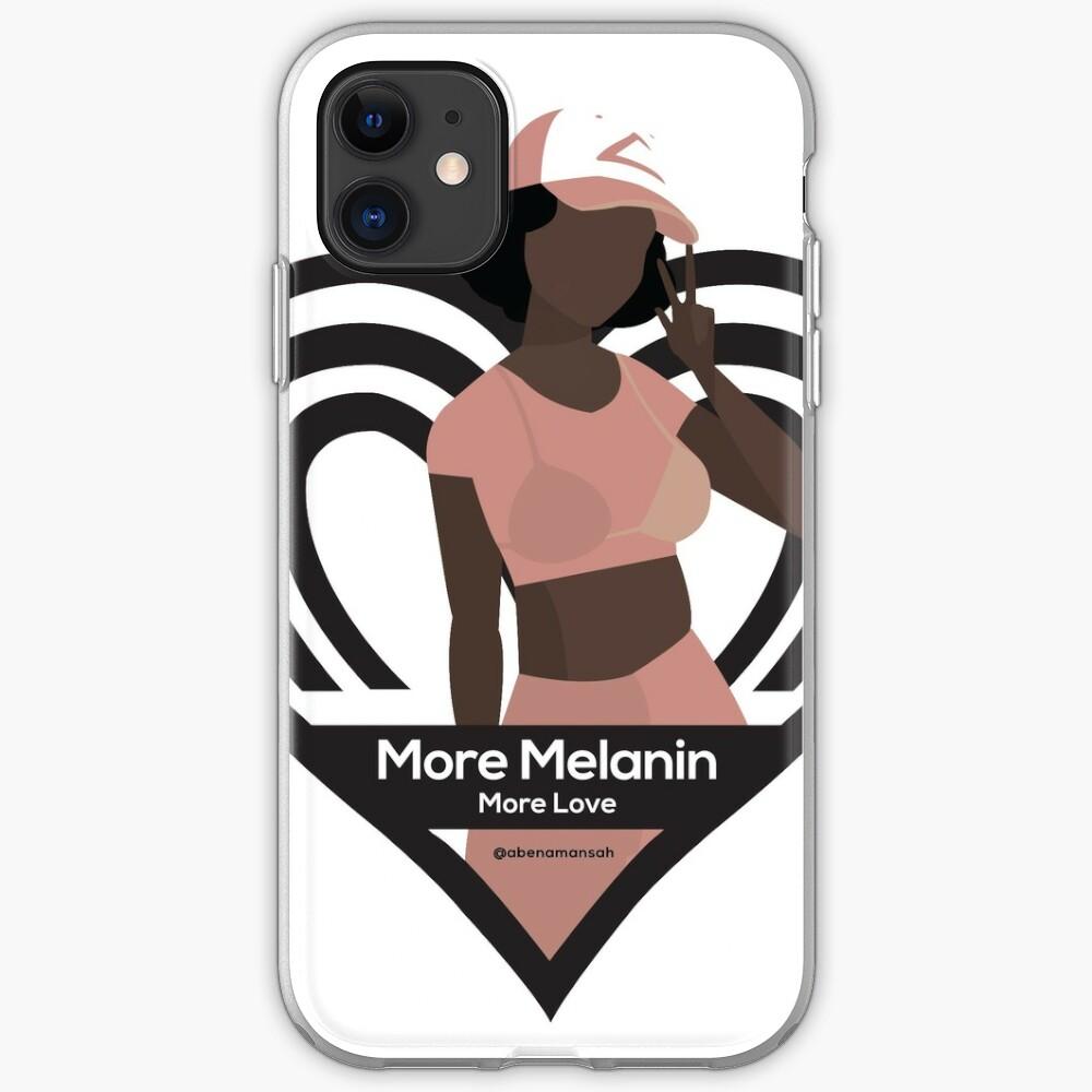 Pokemon Queen iPhone Soft Case