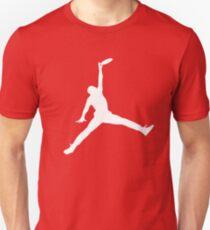 Frisbee jump T-Shirt