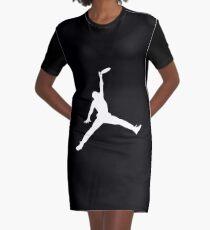 Vestido camiseta Salto del disco volador