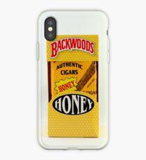 Backwoods Cigars iPhone Case