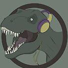 T-Rex by stegopawrus