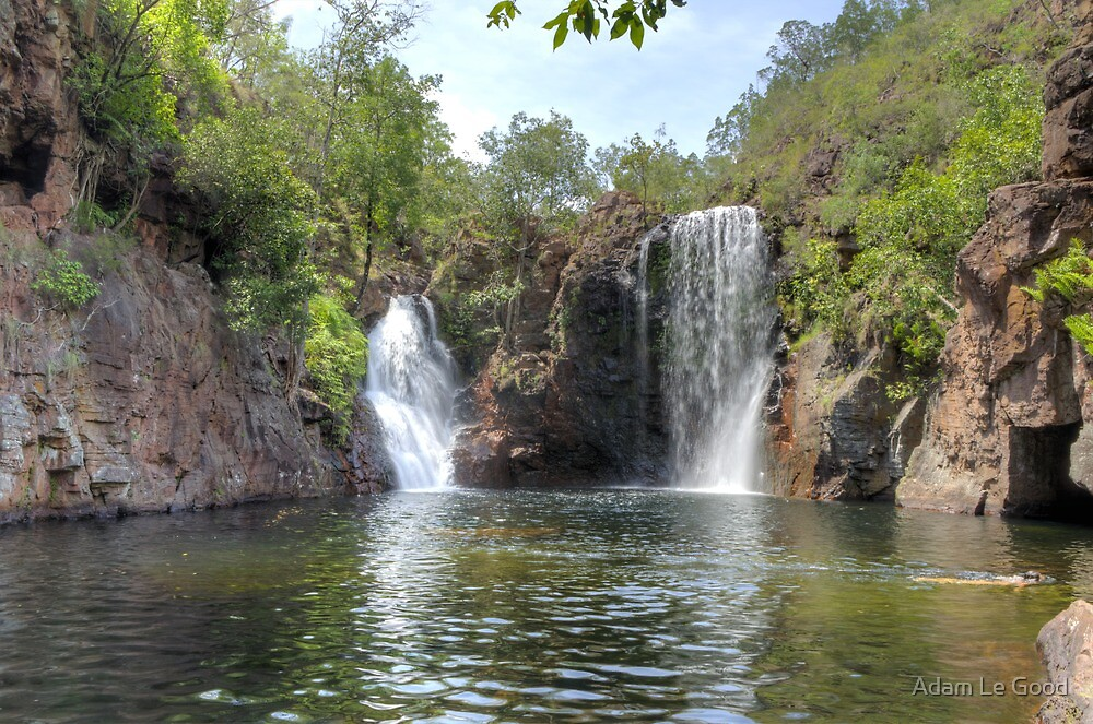 Litchfield National Park: Florence Falls II by Adam Le Good