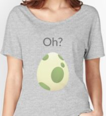 Pokemon Egg Hatching Women's Relaxed Fit T-Shirt