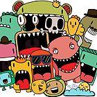 Monster Mash by Pip Gerard