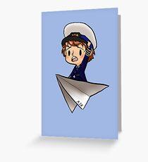 Mayday! Greeting Card