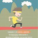 Ramadhan is like running a marathon... by SpreadSaIam