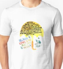 "HIMYM: ""Best thing we do"" T-Shirt"