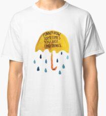 """Camiseta clásica HIMYM: """"Gracioso cómo"""""""