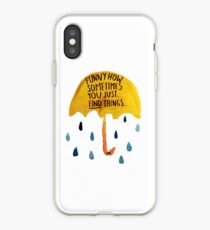"""HIMYM: """"Funny how"""" iPhone Case"""