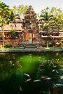 Peaceful Pools, Tirta Empul. by BaliBuddha