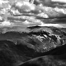 View from atop Winter Park Mountain 3  by Robert Meyers-Lussier