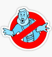 Force GhostBusters Sticker