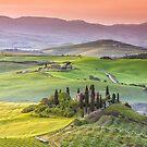 Tuscany villas by Vicki Moritz
