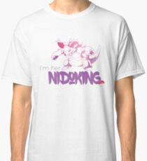 I'm her Nidoking Classic T-Shirt