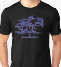 SOTN Map Unisex T-Shirt