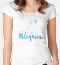 I'm his Nidoqueen Women's Fitted Scoop T-Shirt
