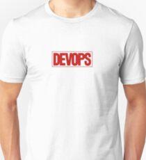 DEVOPS - Marvel style T-Shirt