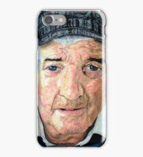 Elderly Man iPhone Case/Skin