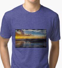 Burns Beach Perth WA Tri-blend T-Shirt