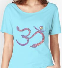 Psychedelic Bholenath Women's Relaxed Fit T-Shirt