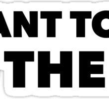 Liz Quote 3  Sticker