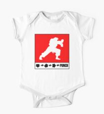 Fighter combo Kids Clothes