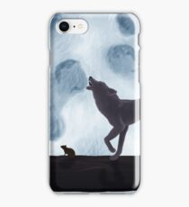 Prongs, Wormtail, Moony and Padfoot iPhone Case/Skin