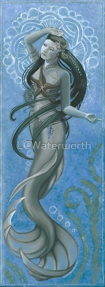 Elemental Series: Water by LCWaterworth