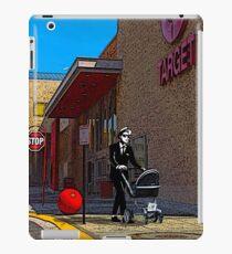 Rude Boy Goes to Target iPad Case/Skin