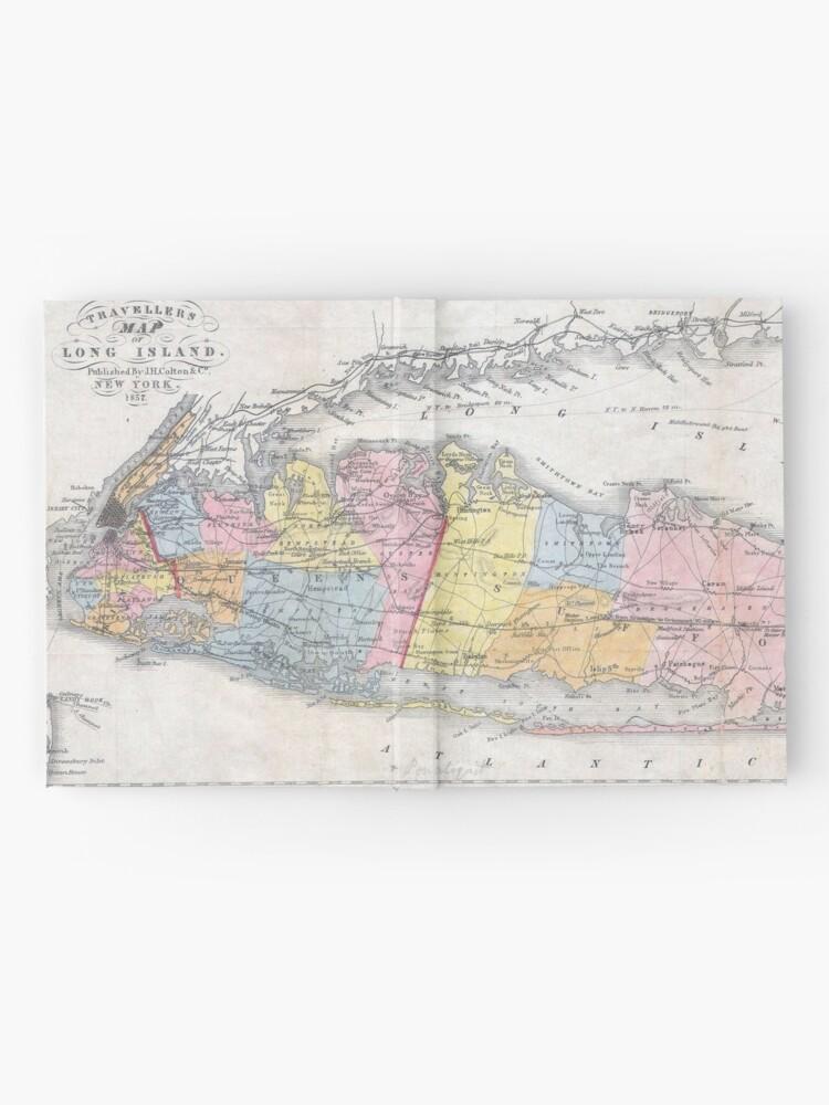 Vintage Map of Long Island New York (1857) | Hardcover Journal on the bronx, long island map showing towns, suffolk county long island map, long island wantagh, antique long island map, long island herricks, new york map, new york city, nassau county, long island rail map, long island lirr map, washington dc map, long island buffalo, nassau county long island map, new york metropolitan area, suffolk county, long island new york, staten island, long island map view, long island sound, coney island, long island town names, long island bronx map, long island railroad map, long island connecticut map, times square, battle of long island, long beach, long island potato fields, long island boston map, ellis island, north shore long island map, hudson river, brooklyn bridge,