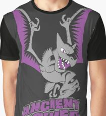 Ancient Power Graphic T-Shirt