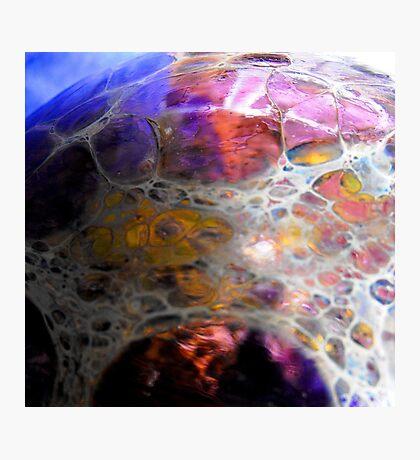 Oil Slick Photographic Print