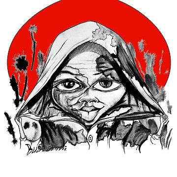 Under - Hoody by Buatshini