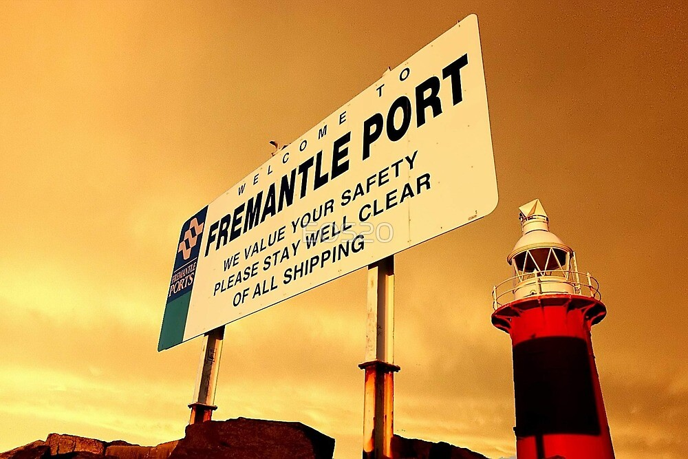 Welcome To Fremantle by EOS20